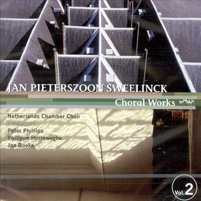 얀 피에테르존 스벨링크 : 코랄 작품 2집 (Jan Pieterszoon Sweelinck : Choral Works Vol.2) - Jan Boeke