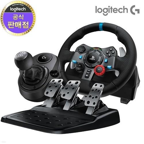 로지텍코리아 로지텍G G29레이싱휠, 드라이빙 쉬프터 패키지