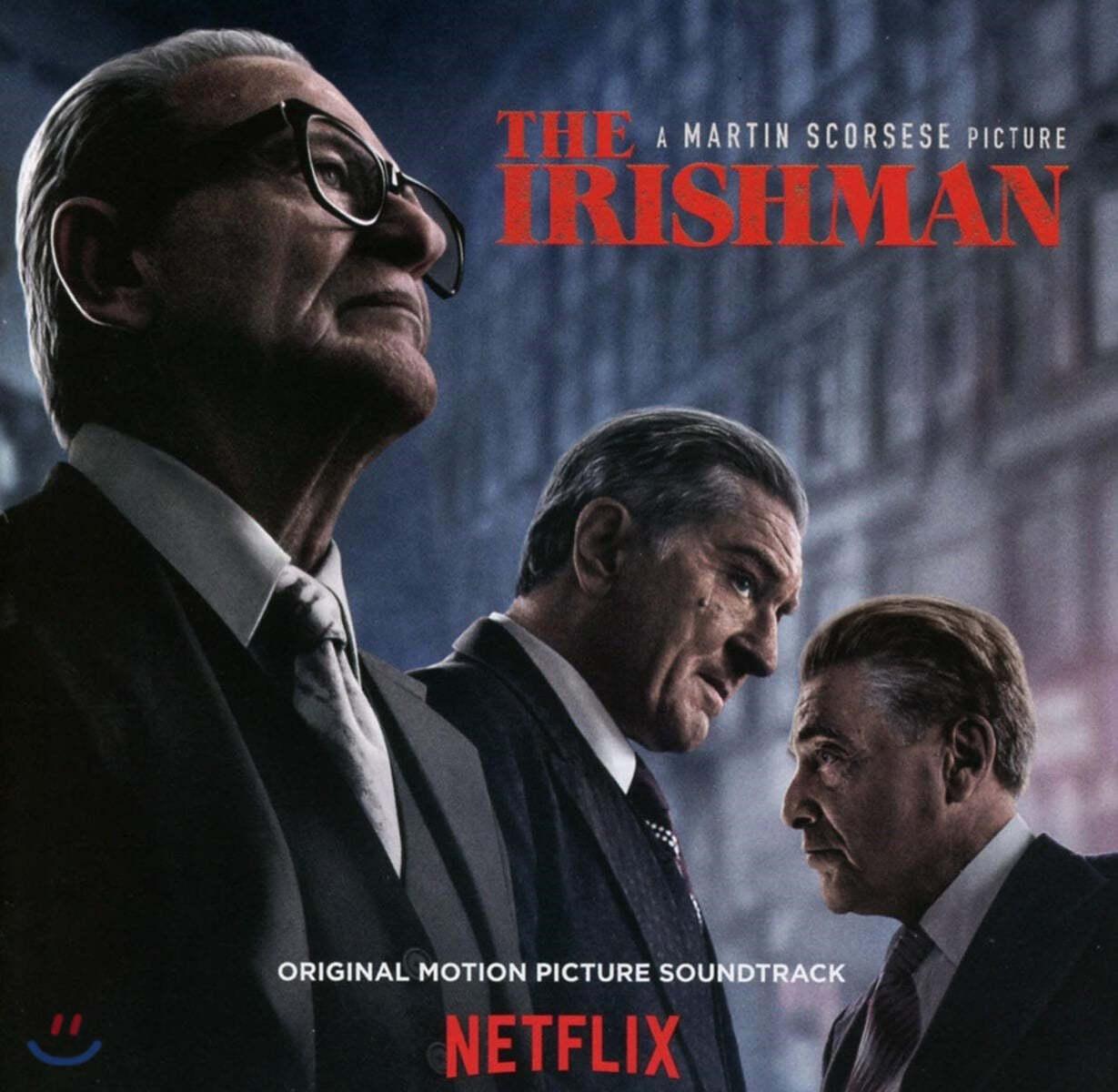 아이리시맨 영화음악 (The Irishman Original Motion Picture Soundtrack)