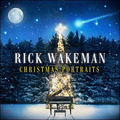 Rick Wakeman (릭 웨이크먼) - Christmas Portraits [2LP]