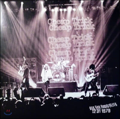 Cheap Trick (칩 트릭) - Are You Ready? Live 12/31/1979 [2LP]