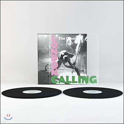 The Clash (클래쉬) - London Calling [2LP]