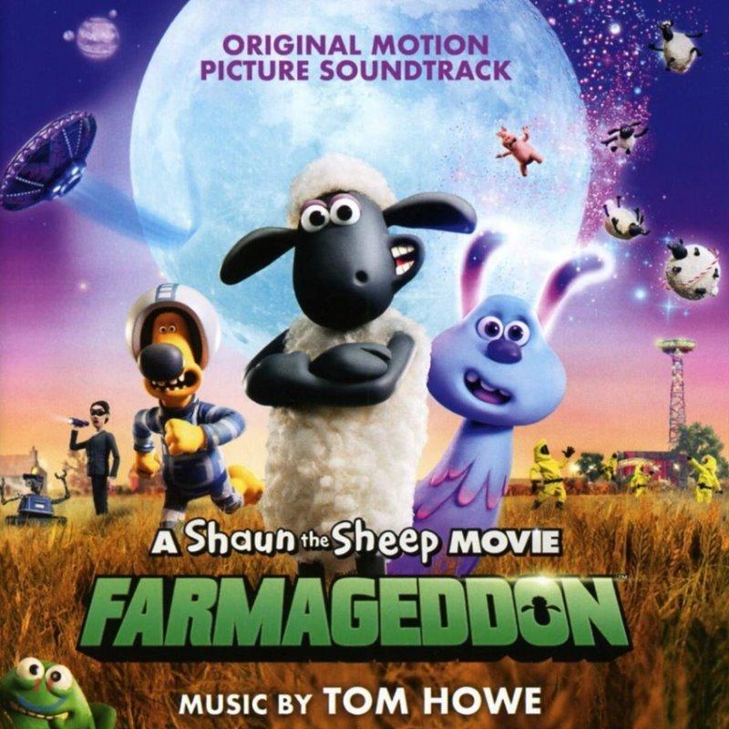 숀 더 쉽 무비: 파마게돈 영화음악 (A Shaun The Sheep Movie: Farmageddon OST by Tom Howe)
