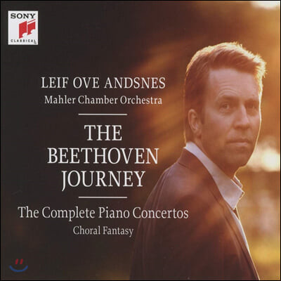 Leif Ove Andsnes 베토벤: 피아노 협주곡 전집 (The Beethoven Journey - Piano Concertos Nos.1-5)