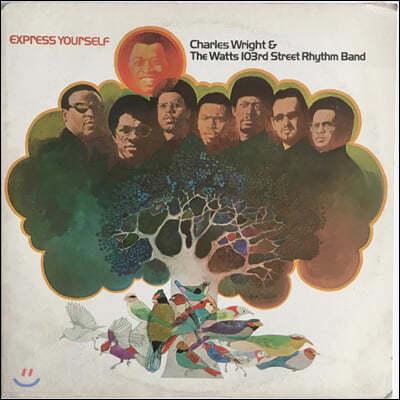 Charles Wright / The Watts 103rd Street Rhythm Band - Express Yourself [브라운 컬러 LP]