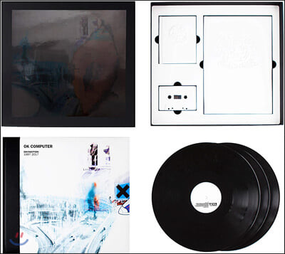 Radiohead (라디오헤드) - OK Computer Oknotok 1997-2017 [3LP+카세트테이프]