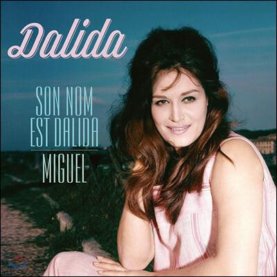 Dalida (달리다) - Son Nom Est Dalida/Miguel [LP]