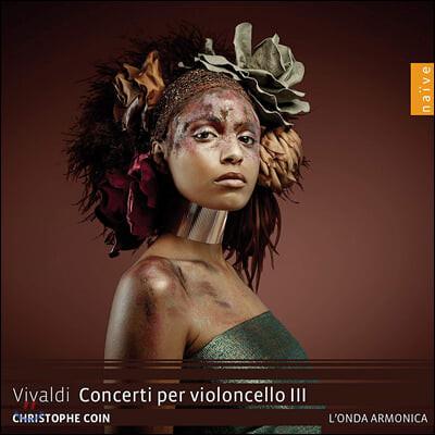 Christophe Coin 비발디: 첼로 협주곡 3집 (Vivaldi: Concerti per Violoncello III)