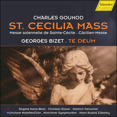 Hans Rudolf Zobeley 구노: 성 세실리아 미사 / 비제: 테 데움 (Gounod: St Cecilia Mass / Bizet: Te Deum)