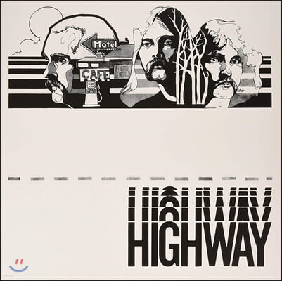 Highway (하이웨이) - Highway [LP]