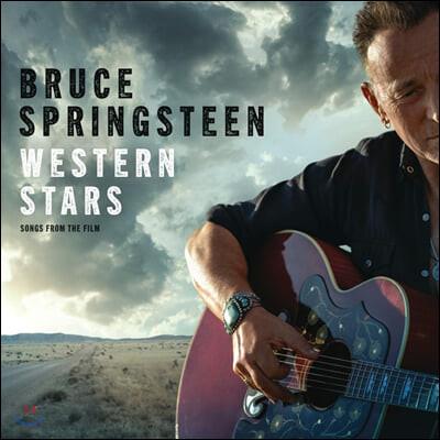 Bruce Springsteen (브루스 스프링스틴) - Western Stars: Songs From The Film [다큐멘터리 OST] [2LP]