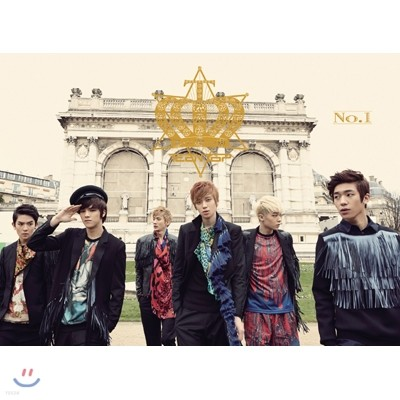 틴탑 (Teen Top) 1집 - No. 1 [일반반]