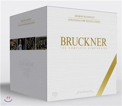 Herbert Blomstedt 브루크너: 교향곡 전곡집 - 헤르베르트 블롬슈테트 (Bruckner: Symphonies 1-9)