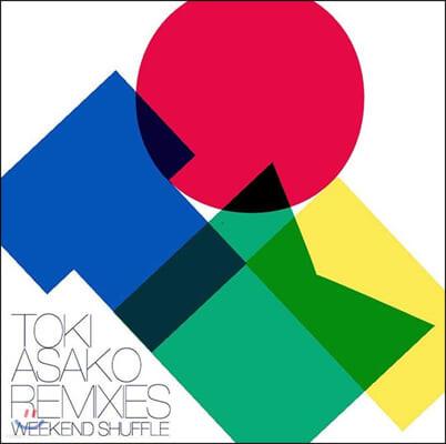 Toki Asako (토키 아사코) - Remixes - Weekends Shuffle [LP]