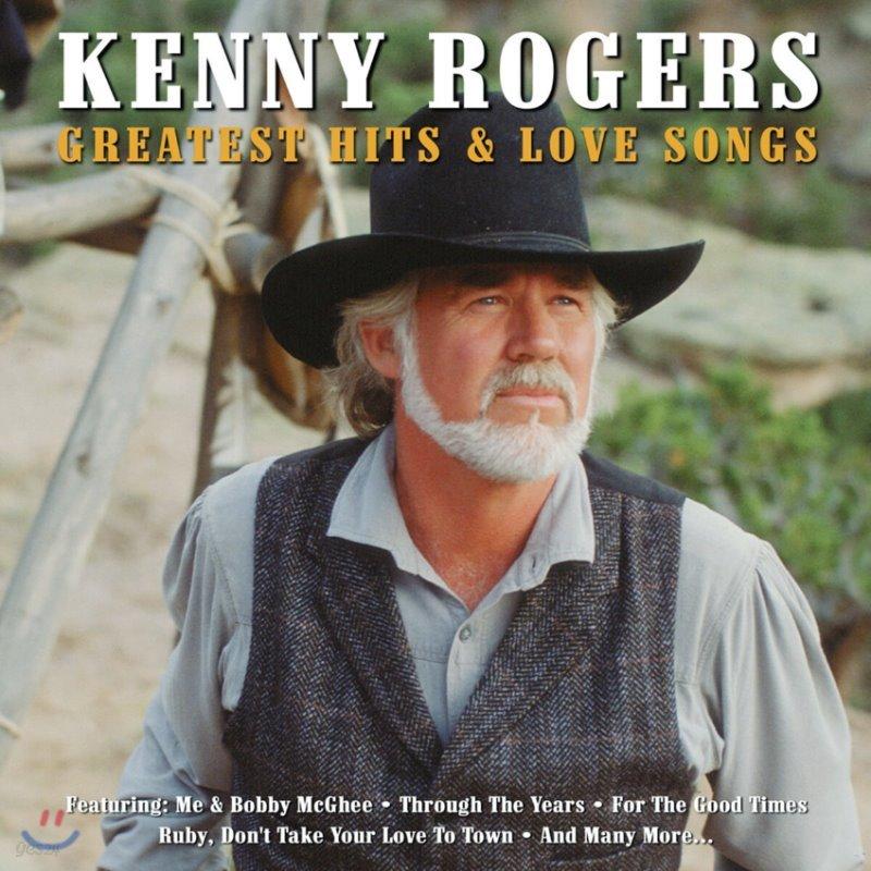 Kenny Rogers (케니 로저스) - Greatest Hits & Love Songs