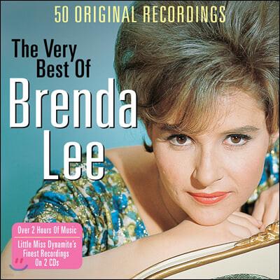 Brenda Lee (브렌다 리) - The Very Best of Brenda Lee