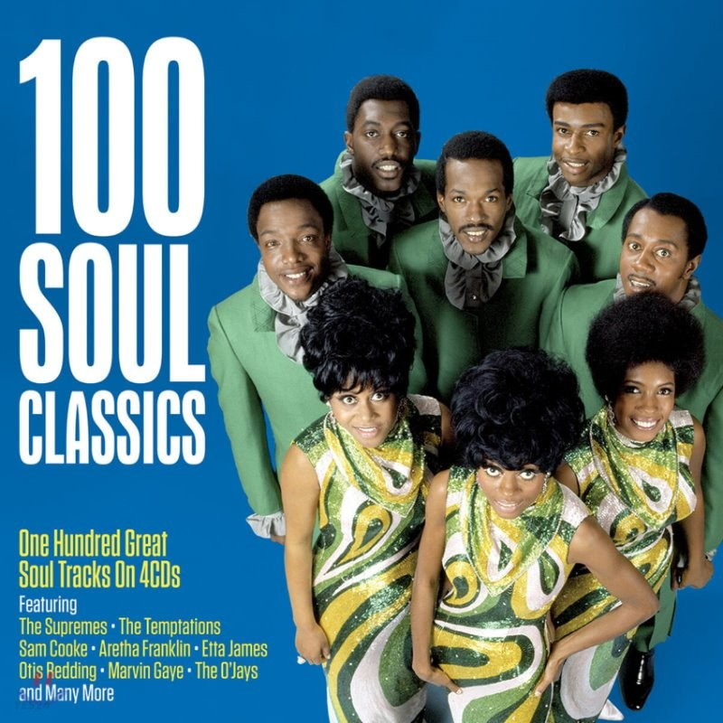 100곡의 소울 명곡 모음집 (100 Soul Classics)