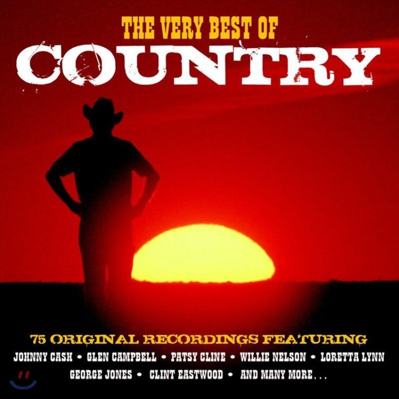 컨트리 명곡 모음집 (The Very Best Of Country)
