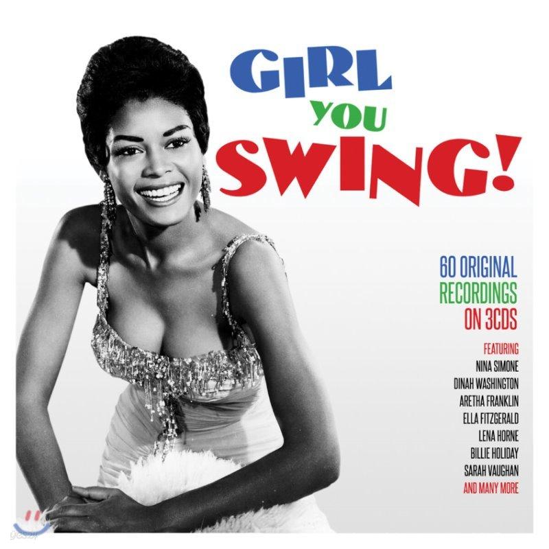 여성 가수들이 부르는 스윙 음악 모음집 (Girl, You Swing!)
