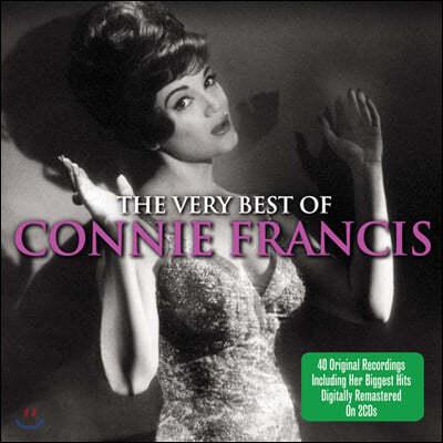 코니 프란시스 (Connie Francis) - The Very Best of Connie Francis