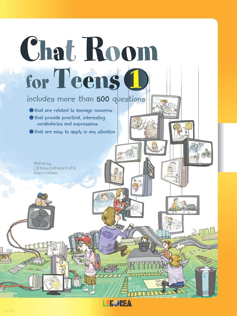 Chat Room for Teens 1