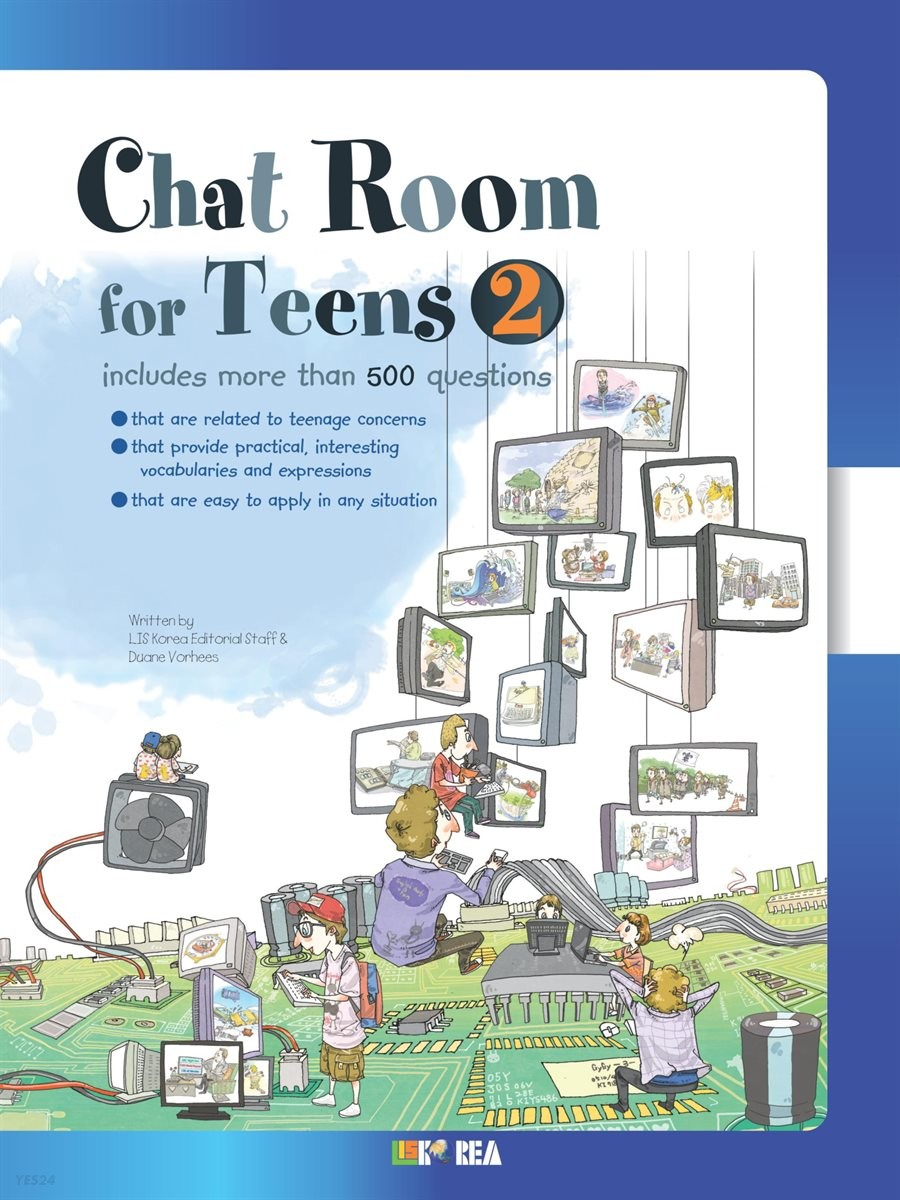 Chat Room for Teens 2