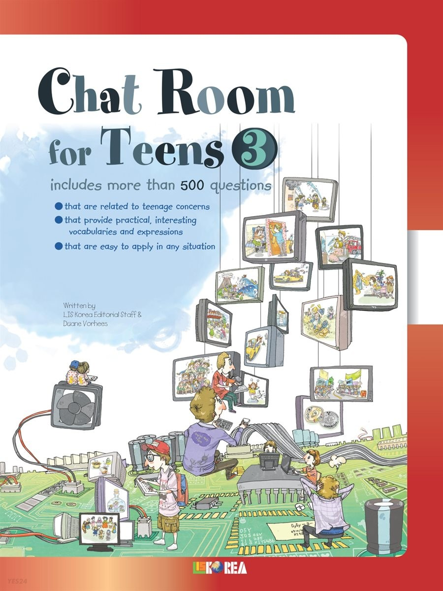 Chat Room for Teens 3