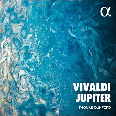 Thomas Dunford 비발디: 협주곡과 아리아 (Vivaldi: Concerto and Aria)