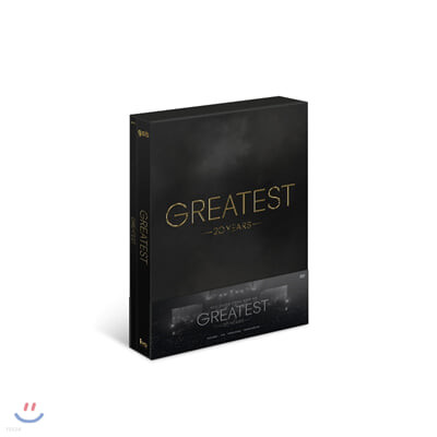 god (지오디) - god 20th CONCERT [GREATEST] DVD