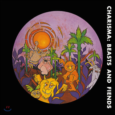 Charisma (카리스마) - 2집 Beasts And Fiends