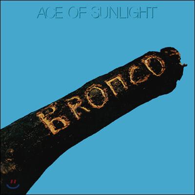 Bronco (브론코) - 2집 Ace Of Sunlight