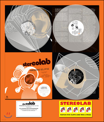 Stereolab (스테레오랩) - Margerine Eclipse [Expanded Edition] [투명 컬러 3LP]