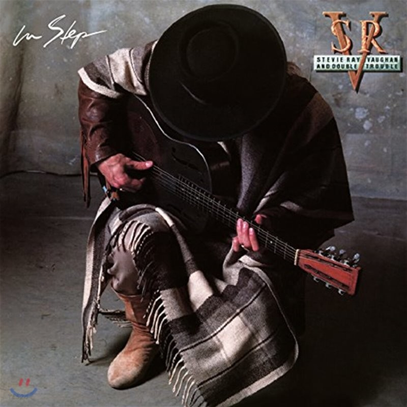 Stevie Ray Vaughan (스티비 레이 본) - In Step [2LP]