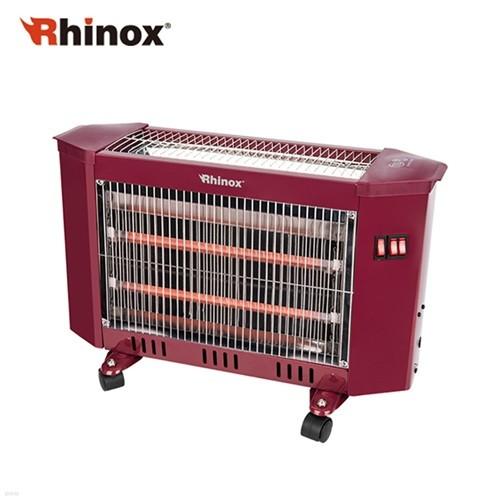 [라이녹스] 이동식 TWO WAY 전기히터 (RX-2W50/상하난방/3단온도조절/개별난방/전기난로)