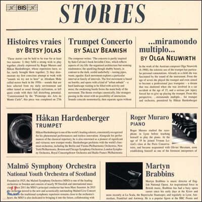 Hakan Hardenberger 호칸 하덴베르거 트럼펫 협주곡 (Stories - Trumpet Concerto)