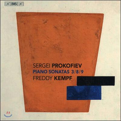 Freddy Kempf 프로코피에프: 피아노 소나타 3, 8, 9번 - 프레디 켐프 (Prokofiev: Piano Sonatas)