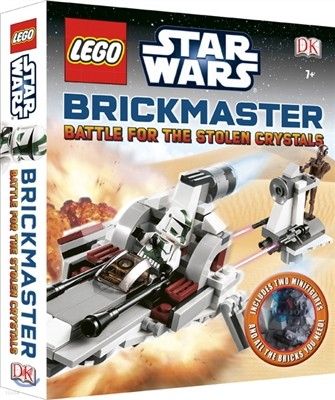 레고 브릭마스터 스타워즈 Lego Brickmaster : Star Wars : Battle for the Stolen Crystals