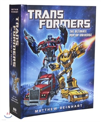Transformers : The Ultimate Pop-up Universe