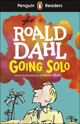 Penguin Readers Level 4: Going Solo (ELT Graded Reader)