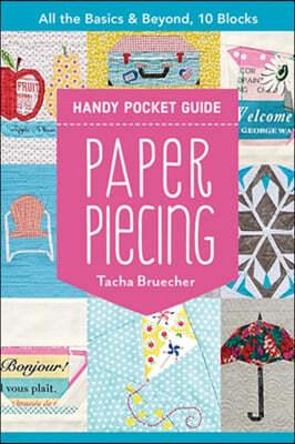 Paper Piecing Handy Pocket Guide