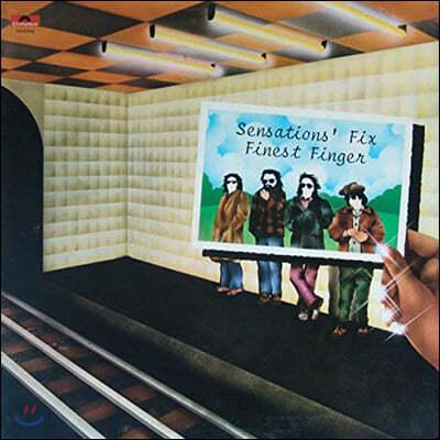 Sensations' Fix (센세이션스 픽스) - Finest Finger [LP]