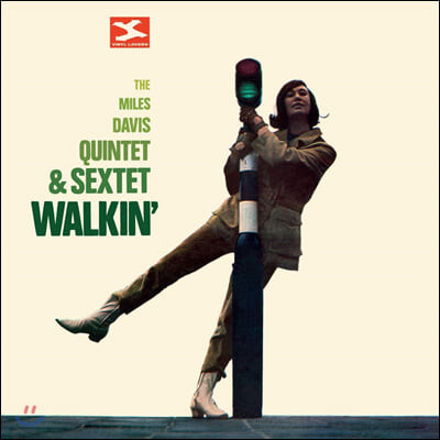 Miles Davis (마일즈 데이비스) - Walkin' [LP]