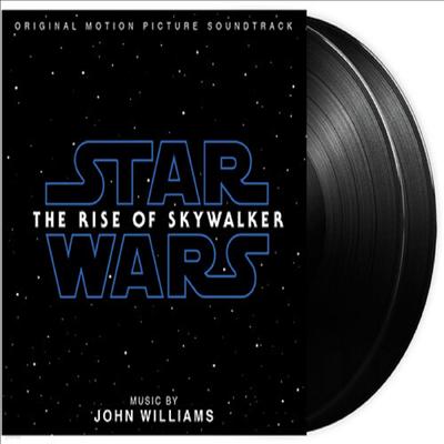 John Williams - Star Wars: The Rise Of Skywalker (스타워즈: 라이즈 오브 스카이워커) (Soundtrack)(180g 2LP)