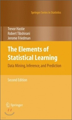 The Elements of Statistical Learning, 2/E