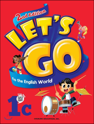 Let's go to the English World 1C