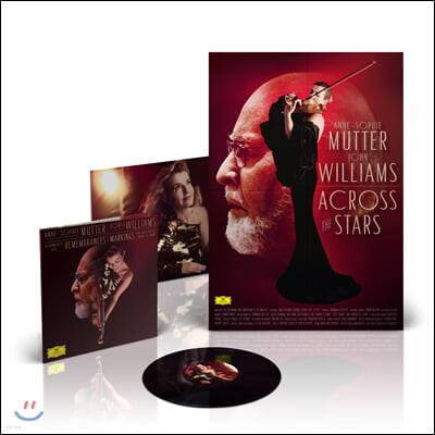 Anne-Sophie Mutter 존 윌리엄스: 영화 `쉰들러 리스트` (John Williams: Remembrances, Marking) [10인치 싱글 에디션 Vinyl]