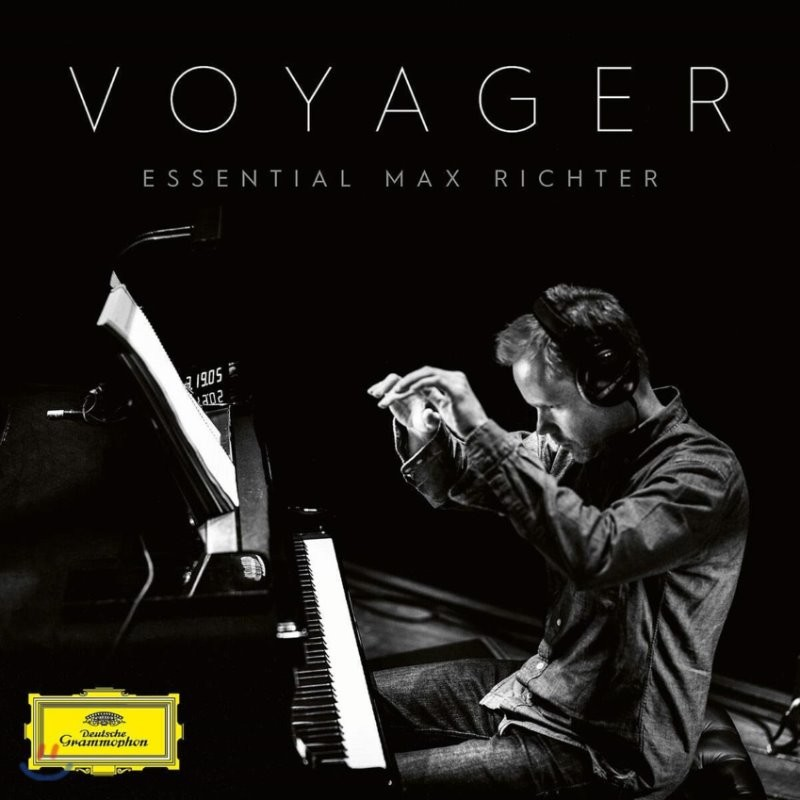 막스 리히터 베스트 작품집 (Voyager - Essential Max Richter) [4LP]
