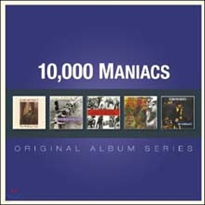 10,000 Maniacs - Original Album Series