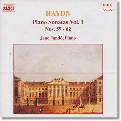 하이든 : 피아노 소나타 1집 59~62번