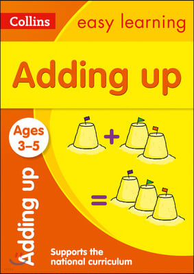 Adding Up Ages 3-5: New Edition